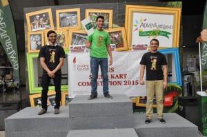 Go Kart Winners 11