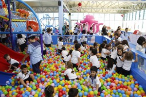 8- Kids Fun House