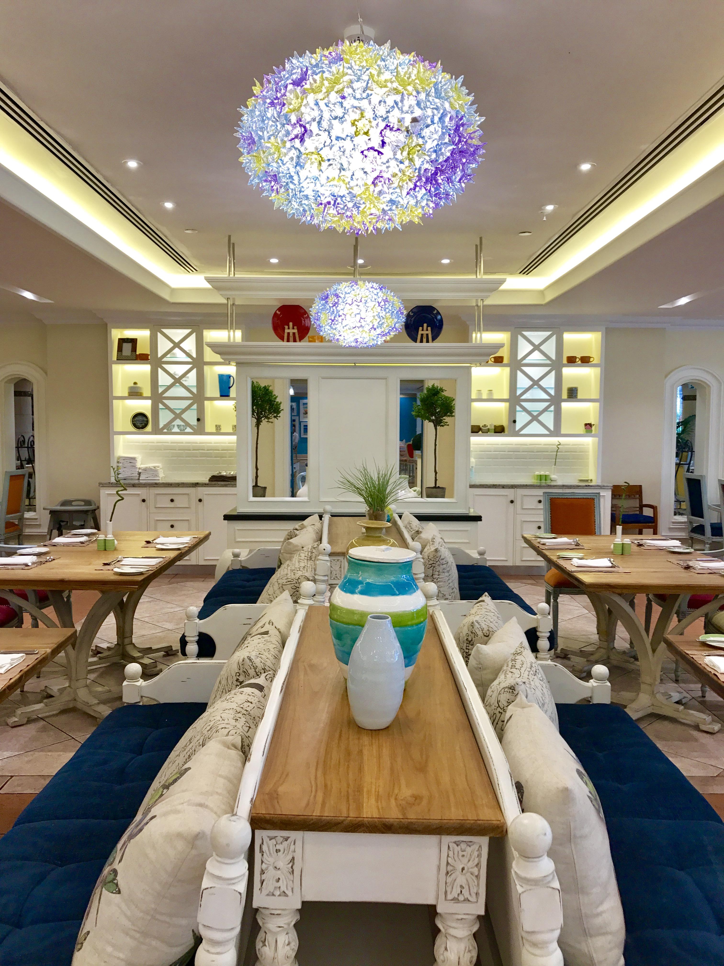 Cote Jardin Restaurant - 11